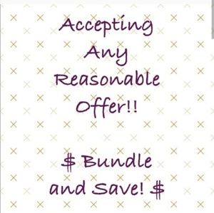 Other - $$$Bundle and Save!!!!$$$
